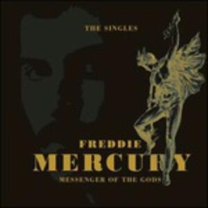 Messenger of the Gods. The Singles - Vinile 7'' di Freddie Mercury