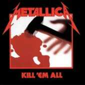 CD Kill 'em All Metallica