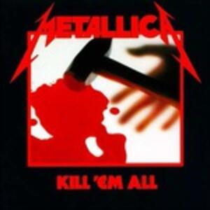 Kill'em All - Vinile LP di Metallica