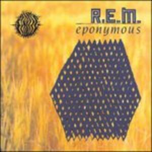 Eponymous - Vinile LP di REM