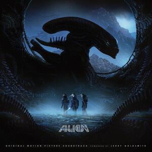 Alien (Colonna Sonora) - Vinile LP di Jerry Goldsmith