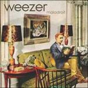 Maladroit - Vinile LP di Weezer