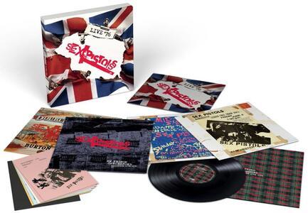 Live 76 - Vinile LP di Sex Pistols - 2