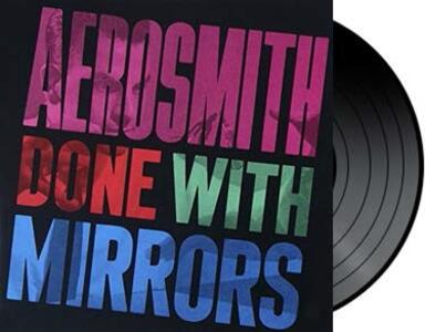 Done with Mirrors - Vinile LP di Aerosmith - 2