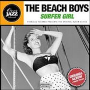 Surfer Girl - Vinile LP di Beach Boys