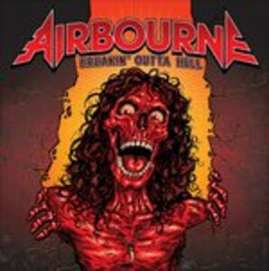 Breakin' Out of Jail - CD Audio di Airbourne