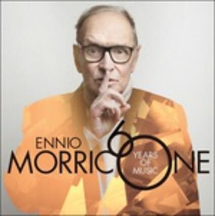 Morricone 60 (Colonna sonora) - CD Audio di Ennio Morricone