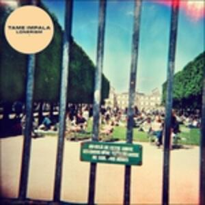 Lonerism - CD Audio di Tame Impala