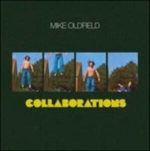 Collaborations - Vinile LP di Mike Oldfield