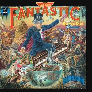 Captain Fantastic and the Brown Dirt Cowboy - Vinile LP di Elton John