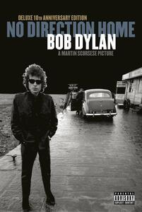 No Direction Home. Bob Dylan (2 Blu-ray)<span>.</span> 10th Anniversary Edition di Martin Scorsese - Blu-ray