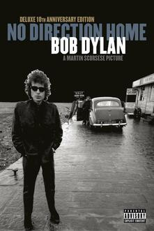 No Direction Home. Bob Dylan (2 DVD)<span>.</span> 10th Anniversary Edition di Martin Scorsese - DVD