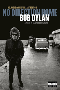 Film No Direction Home. Bob Dylan. Limited Edition 10th Anniversary Martin Scorsese