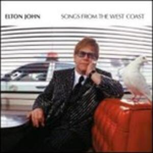 Songs from the West Coast - Vinile LP di Elton John