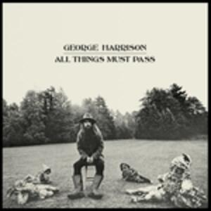 All Things Must Pass - Vinile LP di George Harrison