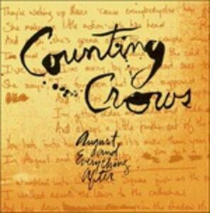 August and Everything After - Vinile LP di Counting Crows