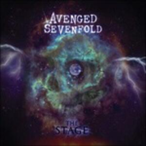 CD The Stage Avenged Sevenfold