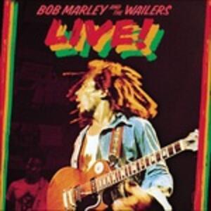 Live! - Vinile LP di Damian Marley