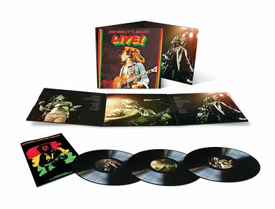 Live! - Vinile LP di Damian Marley - 2