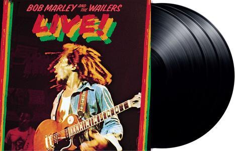 Live! - Vinile LP di Damian Marley - 3