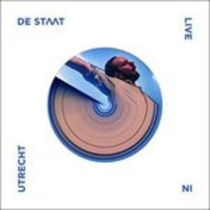 O Live in Utrecht - Vinile LP di De Staat