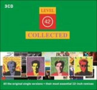 Collected - Vinile LP di Level 42