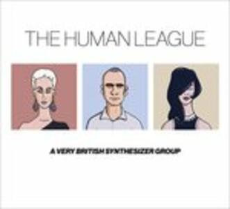 A Very British Synthesizer - Vinile LP di Human League