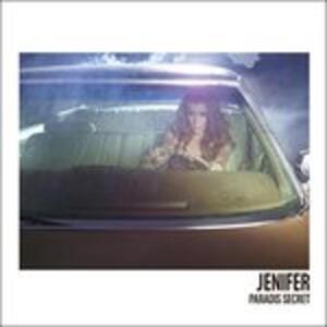 Paradis Secret - CD Audio di Jenifer