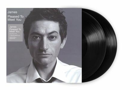 Pleased to Meet You - Vinile LP di James