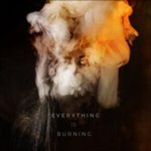 Everything Is Burning - CD Audio di IAMX