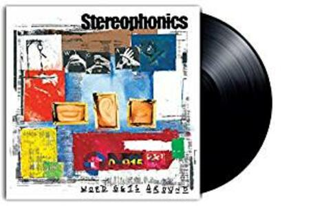 Word Gets Around - Vinile LP di Stereophonics - 2