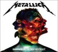 CD Hardwired... To Self Destruct Metallica