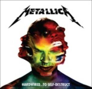 Hardwired... To Self Destruct - Vinile LP di Metallica