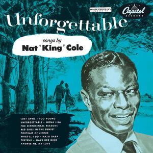 Unforgettable - Vinile LP di Nat King Cole