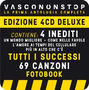 Vascononstop - CD Audio di Vasco Rossi - 2