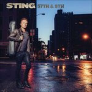 57th & 9th - CD Audio di Sting