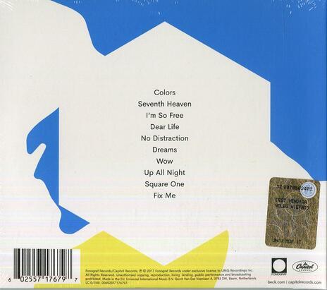 Colors - CD Audio di Beck - 2