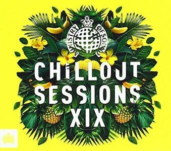 Mos. Chillout Sessions Xix - CD Audio
