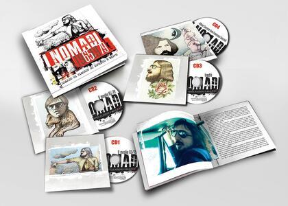 I Nomadi 1965-1979. Diario di viaggio di Augusto e Beppe - CD Audio di Nomadi - 2