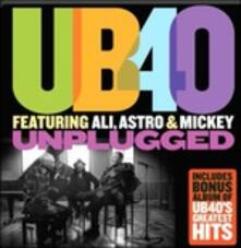 Unplugged - Greatest Hits - CD Audio di UB40