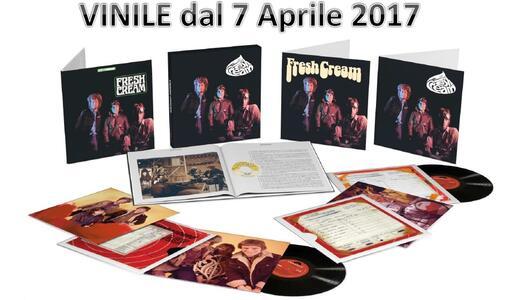 Fresh Cream - Vinile LP di Cream - 2