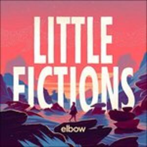 CD Little Fictions di Elbow