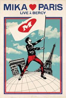 Mika. Mika Loves Paris (DVD) - DVD