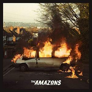 Amazons - Vinile LP di Amazons