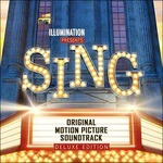Cover CD Colonna sonora Sing