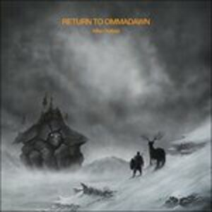 CD Return to Ommadawn di Mike Oldfield