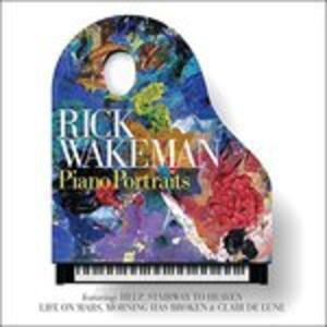 Piano Portraits - Vinile LP di Rick Wakeman