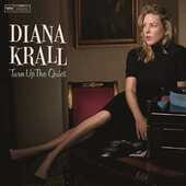 CD Turn Up the Quiet Diana Krall