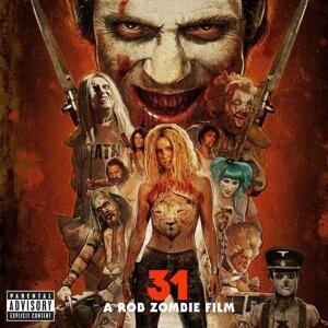 31. A Rob Zombie Film (Colonna Sonora) - Vinile LP