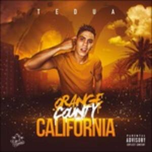 Orange County California - CD Audio di Tedua